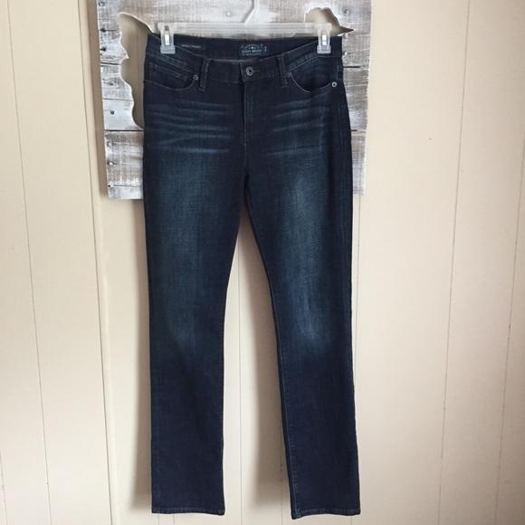 Lucky Brand Denim - Lucky Brand | Brooke Straight Jeans Size 8/29